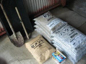 コンクリート材料