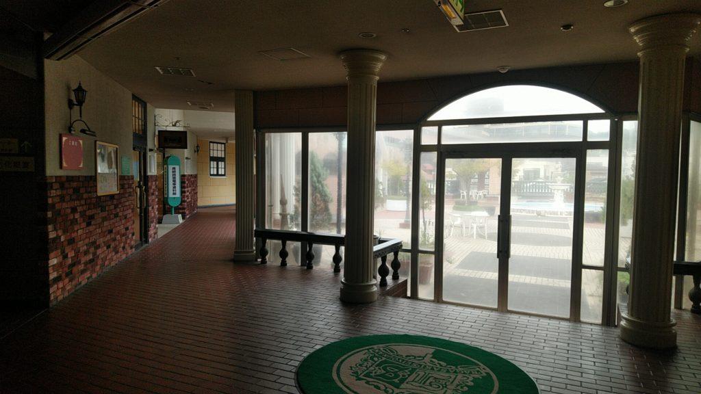 西洋館三階