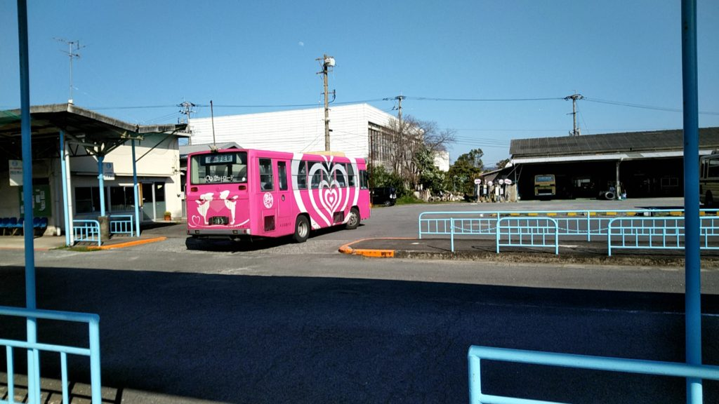 バスを下車2