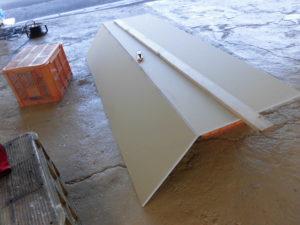 内装工事石膏ボード
