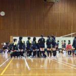 【雑記】桂陽ドリーム/引退試合~新人戦へ【バレー】